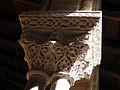 Moissac (82) Abbaye Saint-Pierre Cloître Chapiteau 07.JPG