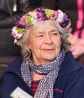 Mona Malm Swedish actress