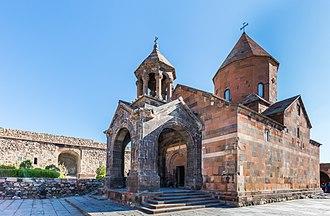 Khor Virap - Church of the Holy Mother of God (Surb Astvatzatzin)