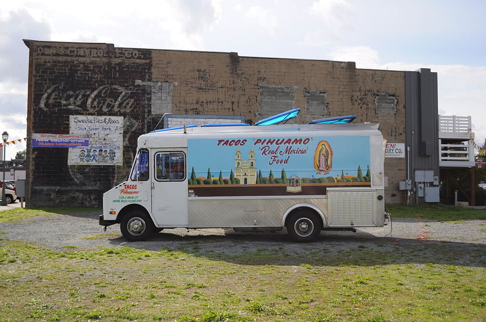Monroe, WA - taco truck