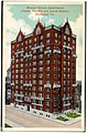 Monroe Terrace Apartments (Corner Franklin and Laurel Streets) Richmond, Va. (16649458890).jpg
