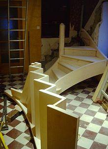 calcul d escalier droit. Black Bedroom Furniture Sets. Home Design Ideas