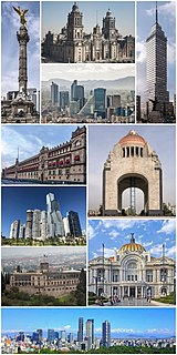 Mexico City Capital and largest city of Mexico