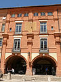 Montauban - Place Nationale - Numéro 10.JPG