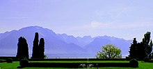 Montreux - Panorama from the Palace-Hotel esplanade.jpg