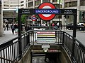 Monument Underground Station - geograph.org.uk - 487126.jpg