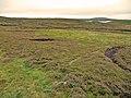 Moorland north of Loch na Ceithir-Eileanan - geograph.org.uk - 1434971.jpg