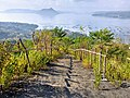 Morning breeze in Berinayan Grotto overlooking the Taal lake.jpg
