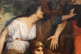 Domitia Lepida the Younger Mother of Roman empress Messalina