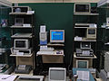 Moscow Polytechnical Museum, computers exposition.jpg