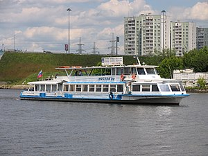 Moskva-89 on Khimki Reservoir 25-jun-2012 03.JPG