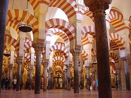 Resultado de imagen de mezquita de cordoba