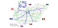 Motorways in HU25 10 2016.png