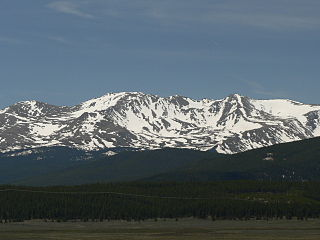 Mount Massive mountain in United States of America