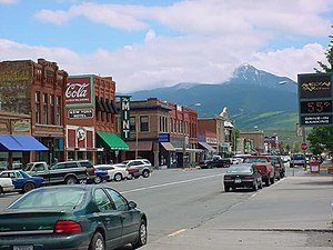 Mountain view from Livingston Montana's Downtown.jpg