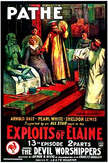 The Exploits of Elaine - Wikipedia