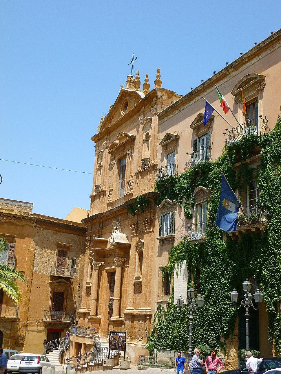 Municipio Agrigento
