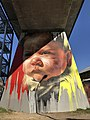 Mural at the Merivale Bridge, Brisbane 01.jpg