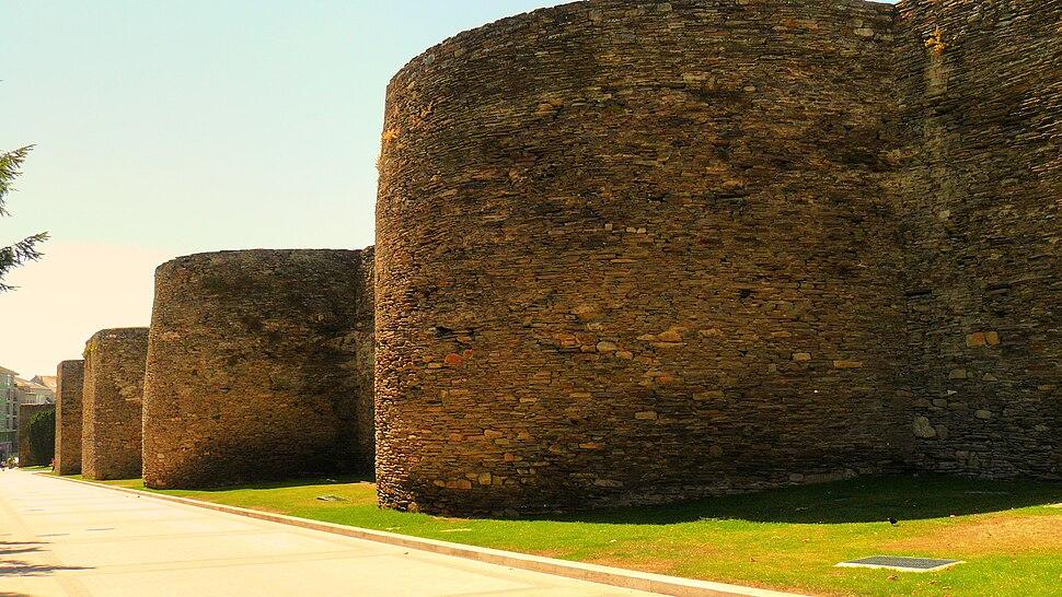 Muralla de Lugo 5