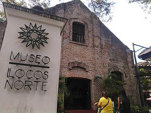 Laoag - Museo Ilocos Norte