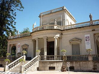 Juan Manuel Blanes Museum - Image: Museo blanes