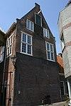 Gebouw van het Caeciliagasthuis (Museum Boerhaave)
