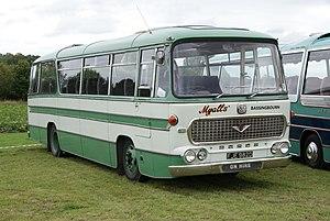 Duple Coachbuilders - Preserved Myalls of Bassingbourn cum Kneesworth Bella Venture bodied Bedford VAM