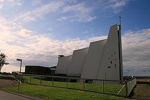 Nærbø Church - Image: Nærbø kirke