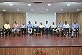 NCSM Dignitaries - Ganga Singh Rautela Retirement Function - NCSM - Kolkata 2016-02-29 1323.JPG