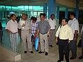 NCSM Dignitaries Visiting Dynamotion Hall - Science City - Kolkata 2006-07-04 04750.JPG