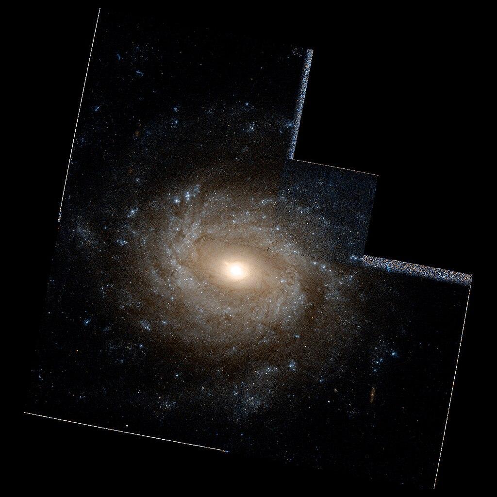 Galaktyka NGC3486