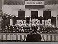 NMA.0032616 Landsföreningen för kvinnans politiska rösträtt. Möte på Musikaliska akademien till firande av rösträttssegern. Ellen Key i talarstolen.jpg