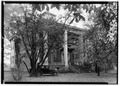 NORTH SIDE AND WEST FRONT - Jones-Coman-Westmoreland House, 517 South Clinton Street, Athens, Limestone County, AL HABS ALA,42-ATH,11-1.tif