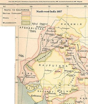 Bahawalpur (princely state) - Bahawalpur State in the Imperial Gazetteer of India