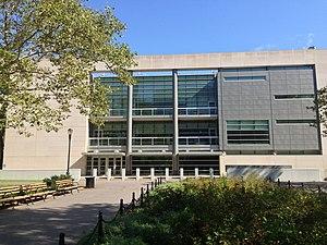 NYC Emergency Management - NYC Emergency Management HQ, 165 Cadman Plaza East, Brooklyn. Front view