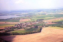Nahořany from air 1.jpg