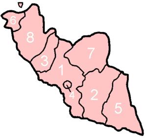 Nakhichevan Autonomous Soviet Socialist Republic - Modern subdivisions of the Nakhchivan Autonomous Republic.