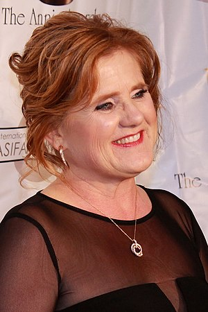 Nancy Cartwright - Cartwright at the 2014 Annie Awards
