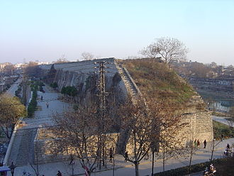 City Wall of Nanjing - The Nanjing Ming city wall