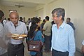 Narayana Peesapati Observes Use Of Edible Spoon - NCSM - Kolkata 2018-05-11 2455.JPG