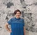 Narine Isajanyan in Artists Union of Armenia.jpg