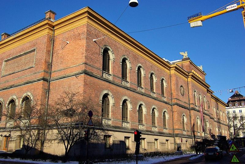 Galería Nacional de Noruega (Oslo – Noruega)