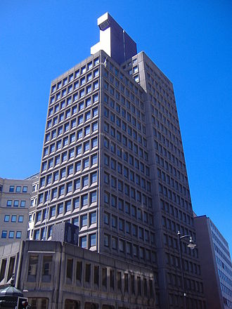 103 Colmore Row - Image: Nat West Tower Birmingham