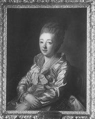 Natalia Alexievna Vilhelmina, 1755-1776, prinsessa av Hessen-Darmstadt, storfurstinna