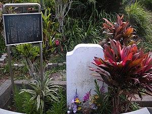 Nathaniel Savory - Image: Nathaniel Savory's Grave