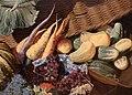 Nathaniel bacon, cuoca con natura morta di verdura e frutta, 1620-25 ca. 05.jpg