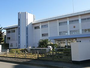 National Shimizu Maritime Poly-technical College.JPG