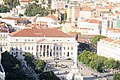National Theatre in Rossio Square, Lisbon, Portugal - panoramio (1).jpg
