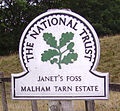 National Trust at Gordale.JPG