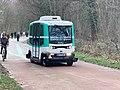 Navette Autonome RATP Bois Vincennes Route Circulaire - Paris XII (FR75) - 2021-01-30 - 2.jpg